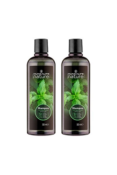 Huncalife 2 Adet Nature Isırgan Otlu Şampuan 500 Ml