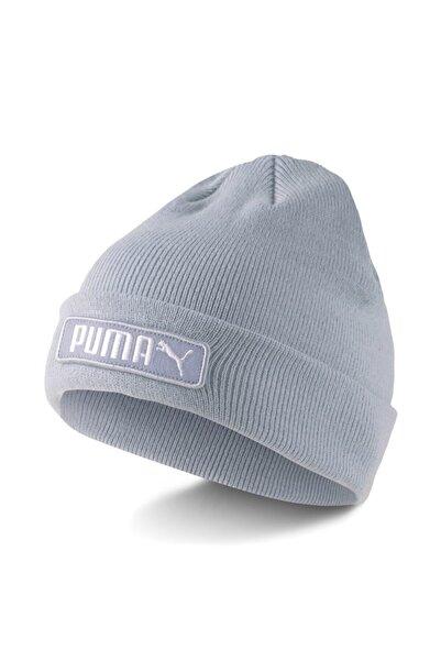 Puma Classic Cuff Beanie Unisex Mavi Bere 02343402