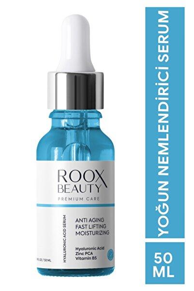 Roox Beauty Yaşlanma Karşıtı & Yoğun Nemlendirici Hyaluronik Asit Serum 50 Ml