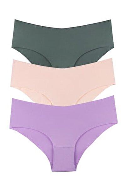 Sensu Kadın Micro Bikini 3 lü Paket Set