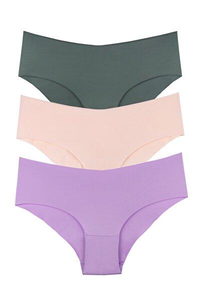 Alaturka Sensu Kadın Micro Bikini 3 lü Paket Set