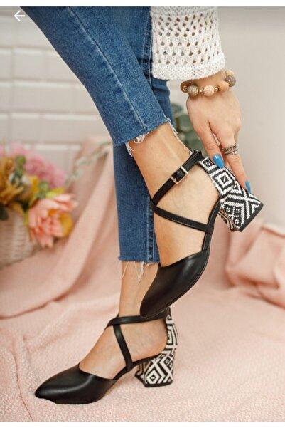 Lion Topuklu Kadın Ayakkabısı