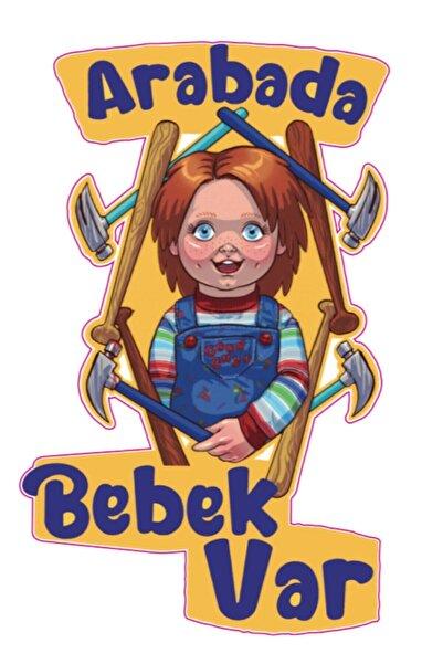 ESNAFSTORE Arabada Bebek Var Chucky