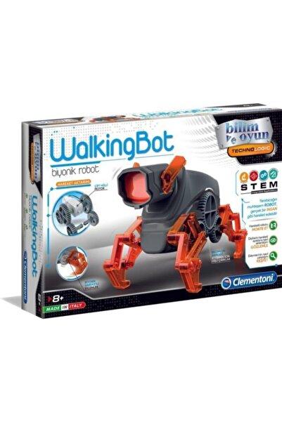 CLEMENTONI Walkingbot Robotik Laboratuvarı 64441