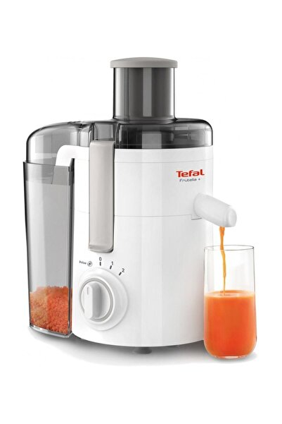 TEFAL Frutelia Plus Juicer 350 W Katı Meyve Sıkacağı Beyaz