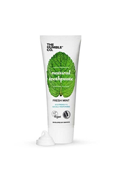 Humble Brush The Humble Co Natural Toothpaste Fresh Mint 75ml
