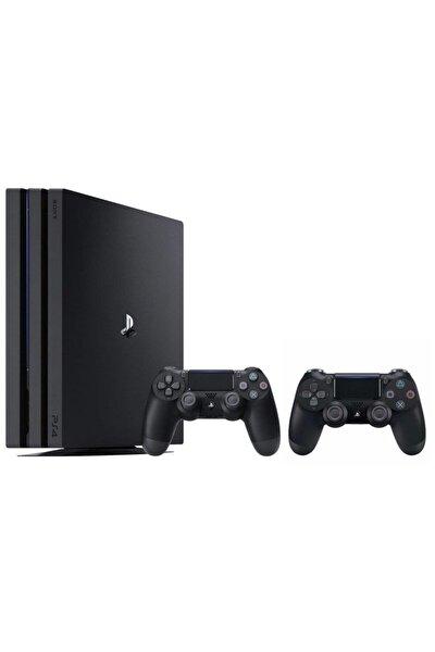 Sony Playstation 4 Ps4 Pro 1 Tb-2 Oyun Kolu Teşhir Ürünü Garantili