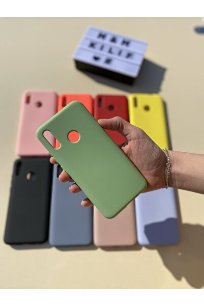 MM KILIF AKSESUAR Huawei Psmart 2019 Silikon Lansman Kılıf