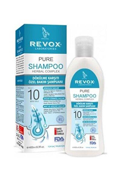 Revox Pure Dökülme Karşıtı Şampuan 400 ml