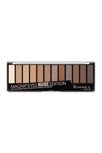RIMMEL LONDON Magnifeyes Eye Contouring Palette Nude Edition