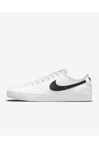 Nike Sb Blzr Court Beyaz Kaykay Ayakkabısı