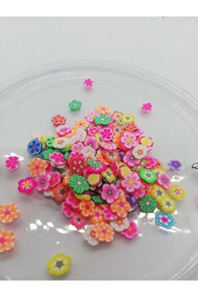 Epoksi Glitter Epoksi Polimerkil Flowers 5gr