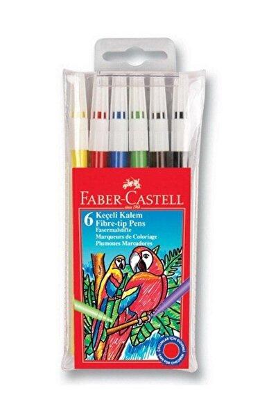 Faber Castell Keçeli Kalem 6'lı Bls