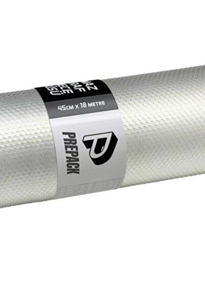 Packtech 45 cm x 10 Metre Prepack Kaymaz Dolap İçi Çekmece Raf Örtüsü Kaydırmaz