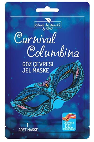 Rituel De Beaute Göz Çevresi Karnaval Maske Columbina