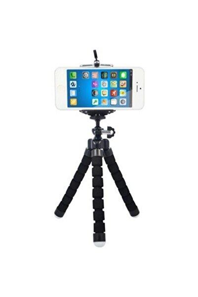 TEKNOLOJİ MARKET CEPSOSYETİK Trendmallar Ahtapot Tripod Kamera Cep Telefonu Tripodu Stand Çubuğu Tripot 1212009mrn