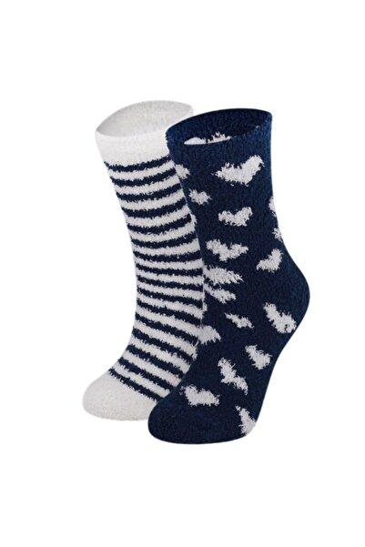 Bolero Home Socks Lacivert Ev Çorabı