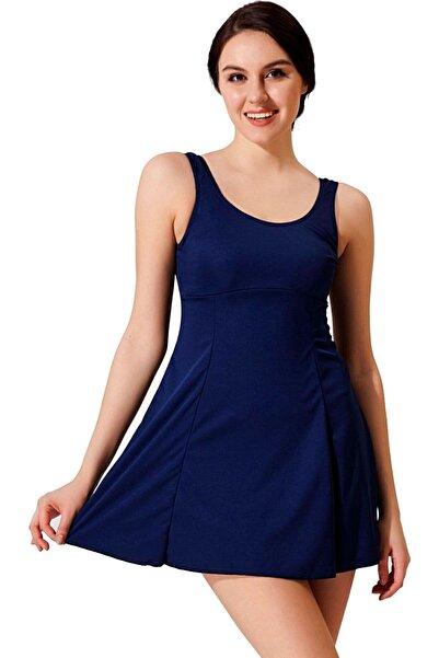 Cindiy Elbiseli Mayo Külot Takım