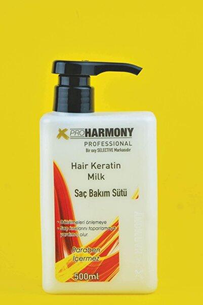X Pro Harmony Keratin Içerikli Saç Bakım Sütü 500 Ml (12969)