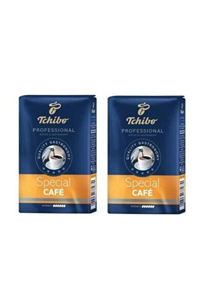 Tchibo Profesional Special Filtre Kahve 2x250gr Ve Hediye 2 X 40 Adet Coffee Time Kagıt No:4