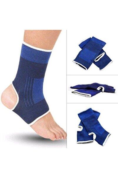 Çokuygunuz Elastik Ayak Bilek Destek Bandı Çorap Şekilli Destek Bandı
