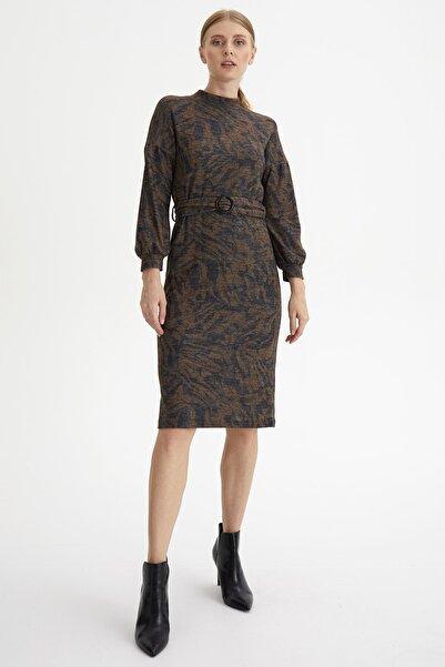 Chima Yarım Balıkçı Elbise