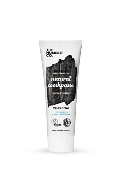 Humble Brush The Humble Co Natural Charcoal Toothpaste 75ml