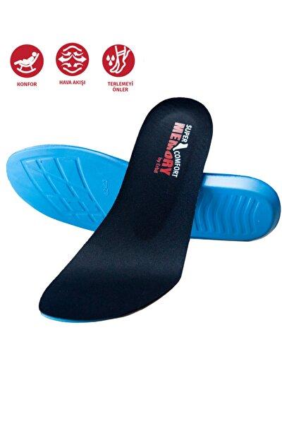 GoLite Spor Günlük Tabanlık Siyah Memory Foam Iç Taban Hafızalı Ayakkabı Iç Tabanlığı M22 Insole
