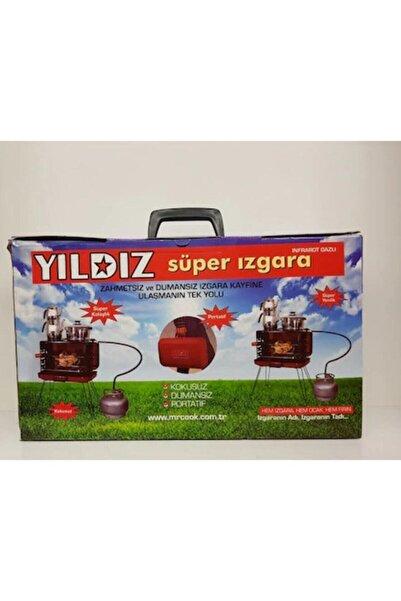 YILDIZ Tüplü Izgara -çanta Mangal