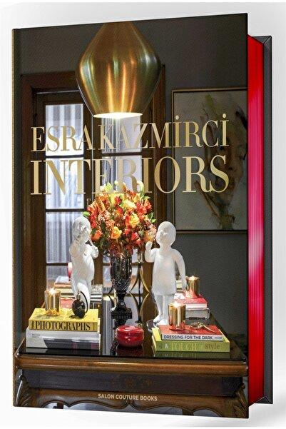 Salon couture books Esra Kazmirci Interıors