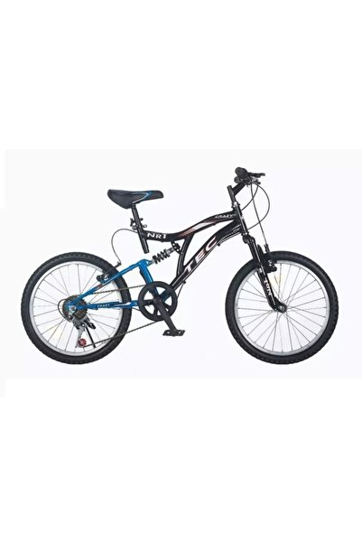TEC 20 Jant Çift Amortisör Vitesli Çocuk Bisikleti 7-10 Yaş Crazy