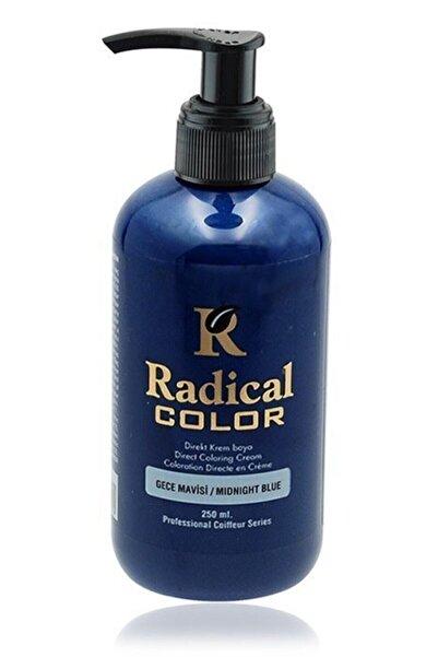 Radical Color Saç Boyası Gece Mavisi 250ml