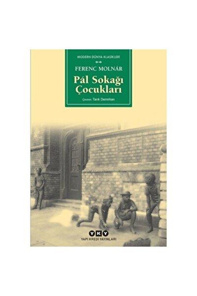 Yapı Kredi Yayınları Ferenc Molnar Pal Sokağı Çocukları (KÜÇÜK BOY) Çocuk Roman