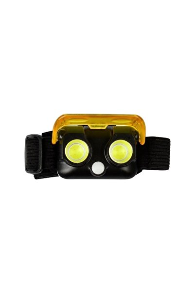 Panther Pilli Kafa Lambası Feneri Pt-5106