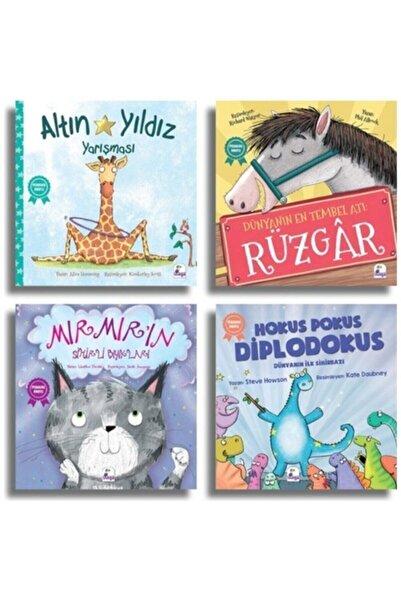 İndigo Kitap Okul Öncesi Pedagog Onaylı Uyku Vakti Hikayeleri Seti 1 (4 Kitap)