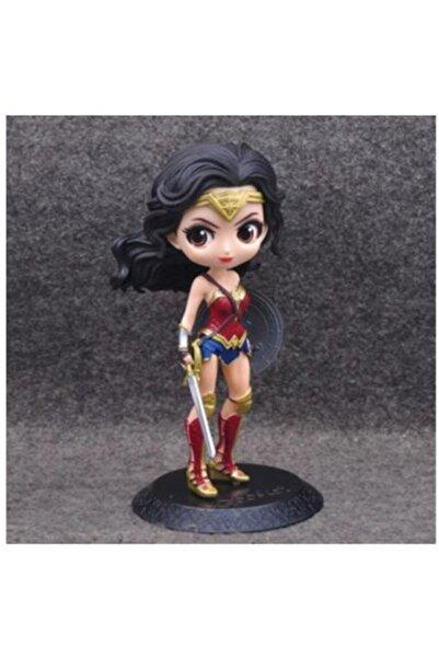Wonder Kıds Süper Kahramanlar Wonder Woman Figür Karakter-15cm