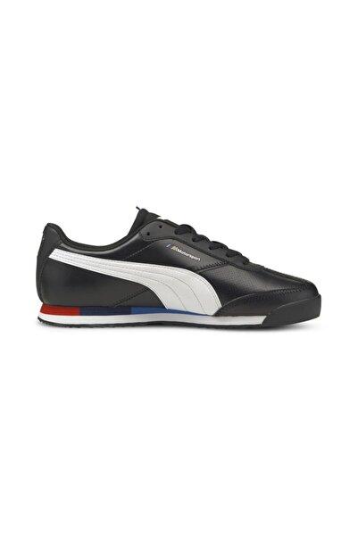 Puma Bmw Mms Roma Via Unisex Siyah Günlük Ayakkabı - 30686801