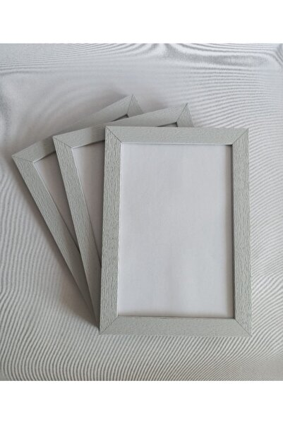 Moda Meral Roma 20 X 30 Fotoğraf Evrak Poster Resimlik Beyaz Çerçeve 3'lü Paket Mmrl256190