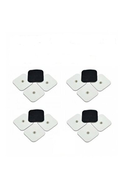 CATHAY Çıt Çıtlı Tens Pedi 5x5 Cm 4 Paket (16 Adet) Elektrot Ramak Grup Ürünüdür