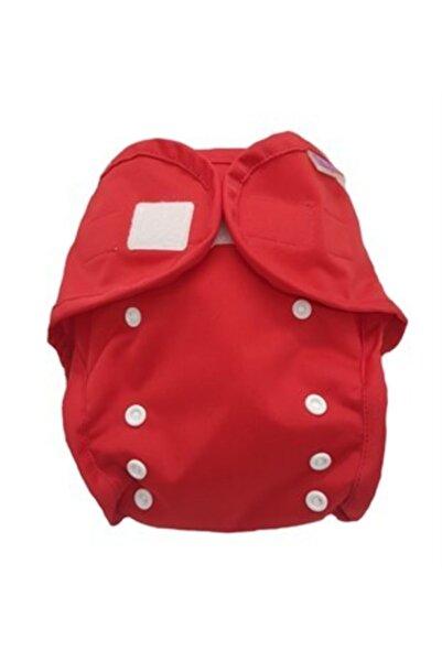 BabyNEO Cırtbantlı Beden Ayarlanabilir Yıkanabilir Bebek Bezi Külodu + Iç Ped - 5-17kg
