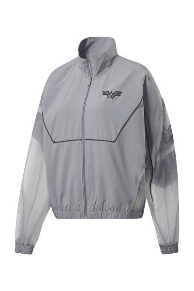 Reebok Kadın Yetişkin Sweatshirt WW TRACKTOP GJ8157