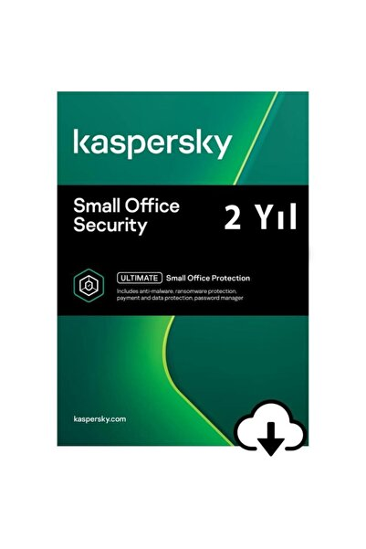 KASPERSKY Small Office 5 Cihaz 5 Mobil 1 Server 2 Yıl / Hemen Teslim
