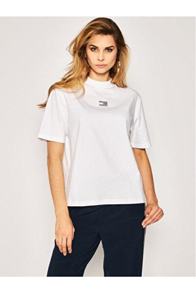Tommy Hilfiger Relaxed Kadın Tshirt