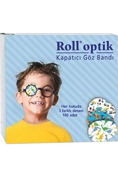 roll optik Göz Kapama Bandı Erkek Çocuk 100'lük