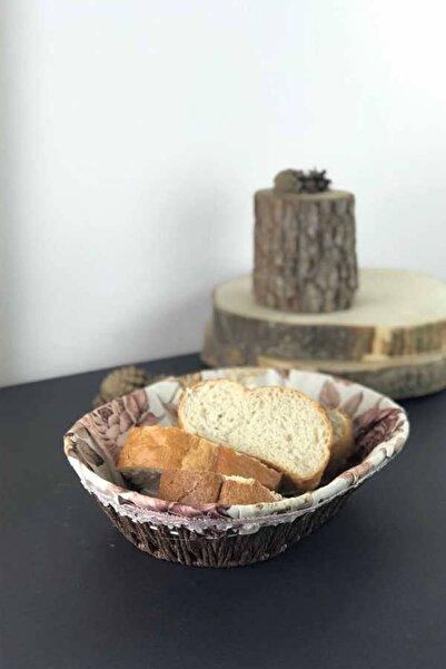 SepetçiBaba Oval Hasır Ekmeklik