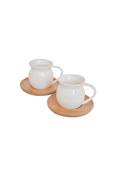 Bambum Torby 2 Kişilik Kahve Fincan Takımı