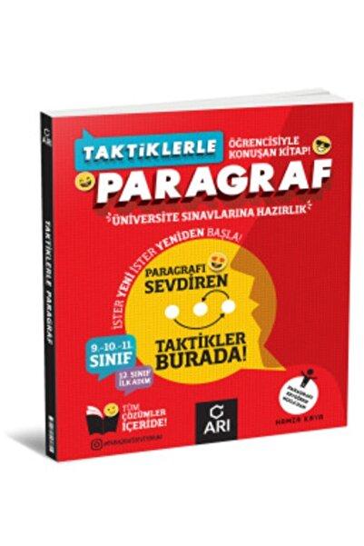 Arı Yayıncılık Taktiklerle Öğrencisiyle Konuşan Kitap! Arı Yay. 9.-10.-11. Sınıf 12. Sınıf Ilk Adım Paragraf S.b.