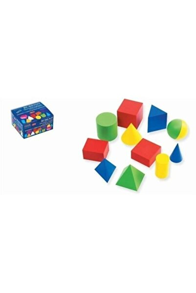 Rubenis Geometrik Cisimleri (PLASTİK)