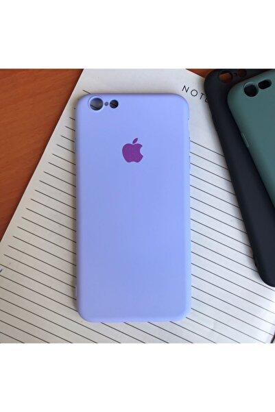 SUPPO Iphone 6 Plus Model, Logolu Lansman, Içi Kadife Silikon Kılıf