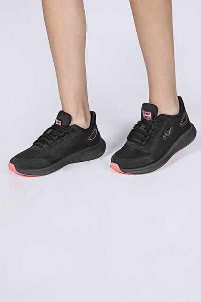 Jump Kadın Siyah Spor Ayakkabı 26223